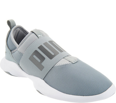 PUMA Mesh Slip-On Sneakers - Dare