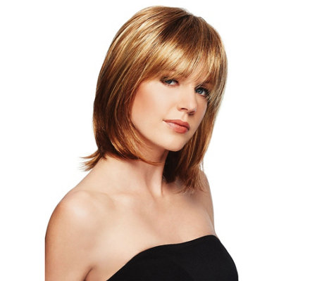 Hairdo Mid Length Razor Cut Wig