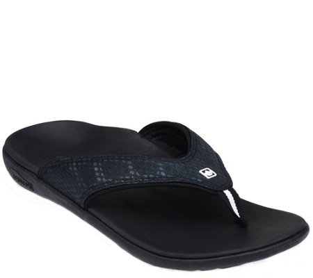 Spenco Men S Thong Sandals Breeze
