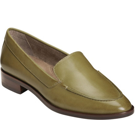 Aerosoles Classic Leather Loafers - East Side
