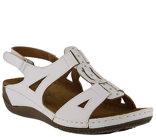 Flexus by Spring Step Slingback Sandals - Naxos