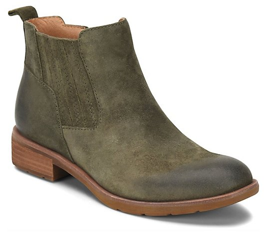 Sofft Leather All-Weather Bootie - Bellis II