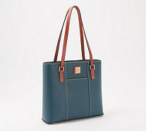 Dooney & Bourke Pebble Leather Small Lexington Shopper - A256907