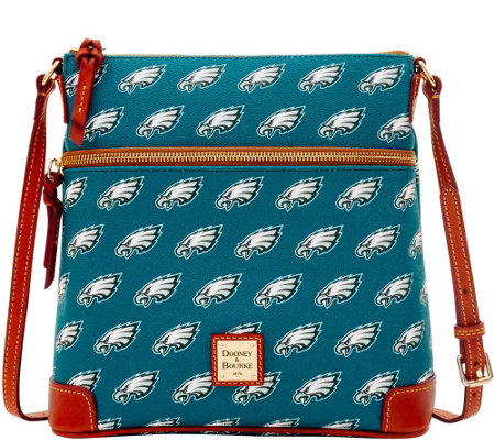 Dooney & Bourke NFL Eagles Crossbody