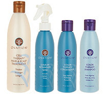 Ovation Cell Therapy 4-piece Hair Care Set - A295907