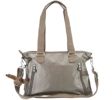 Kipling Satchel Handbag Angela