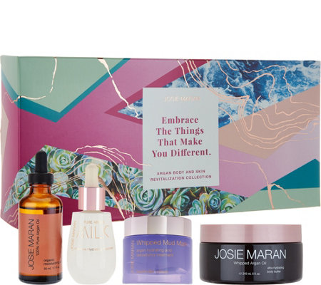 Josie Maran 4-pc Customer Choice Nominees Kit
