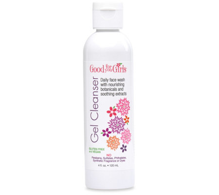 Good For You Girls Gel Cleanser 4-fl oz