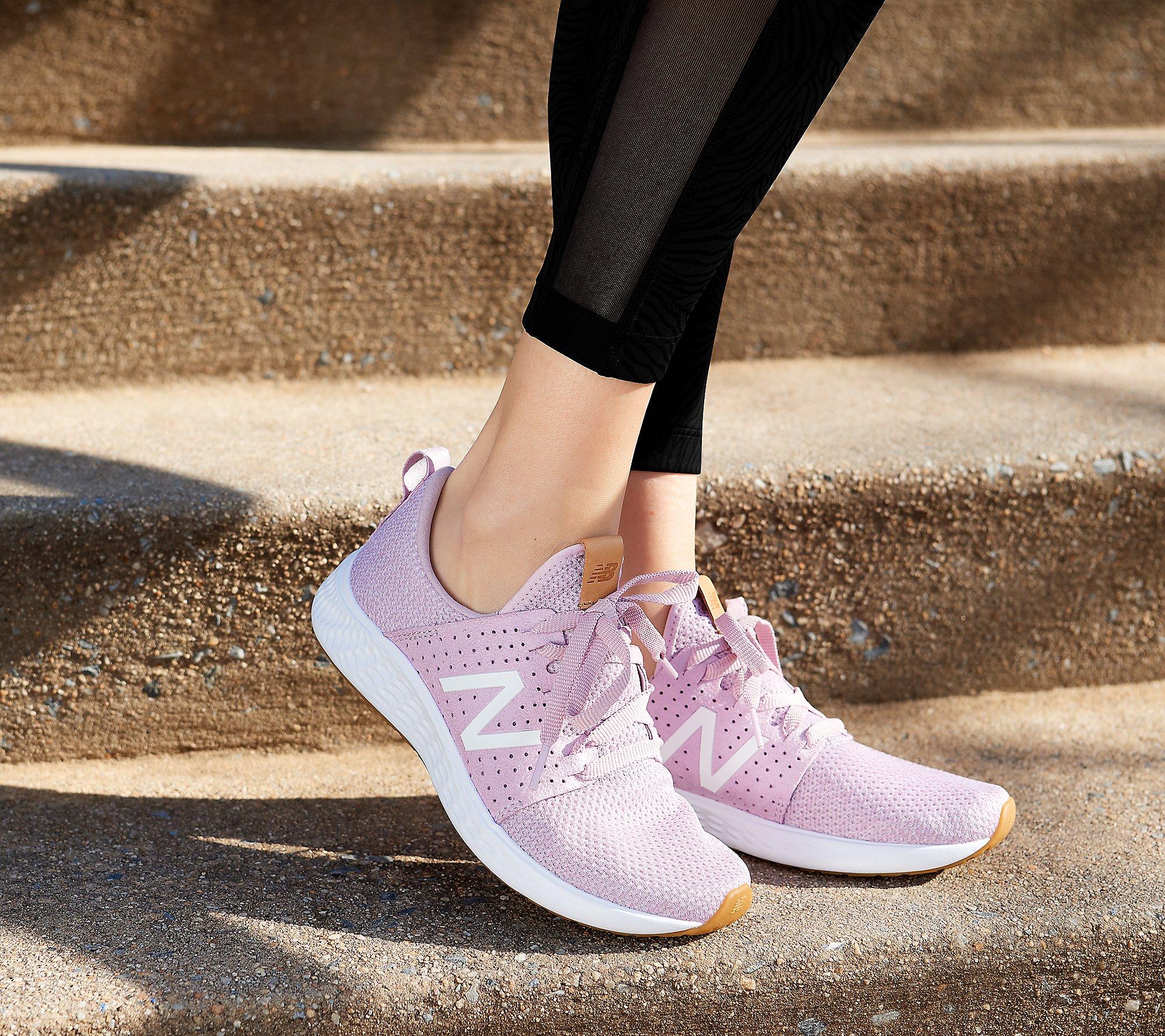 New Balance Lace-Up Sneakers – Fresh Foam Sport $29.65