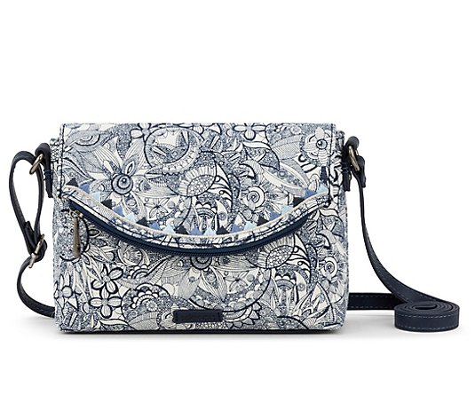 Sakroots Mini Crossbody Bag - Pacific
