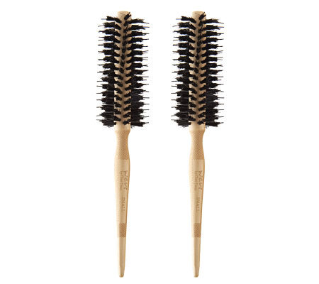 WEN by Chaz Dean Signature Boar Bristle Small Round Brush Duo