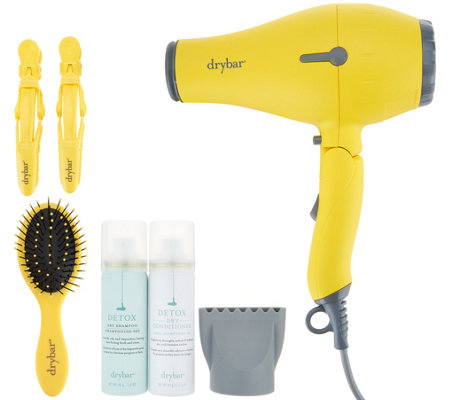 Drybar Let It Blow! Drybar To Go The Ultimate Travel Kit