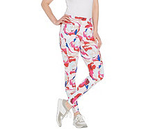 """As Is"" Tracy Anderson for G.I.L.I. High Waisted Leggings - A346708"