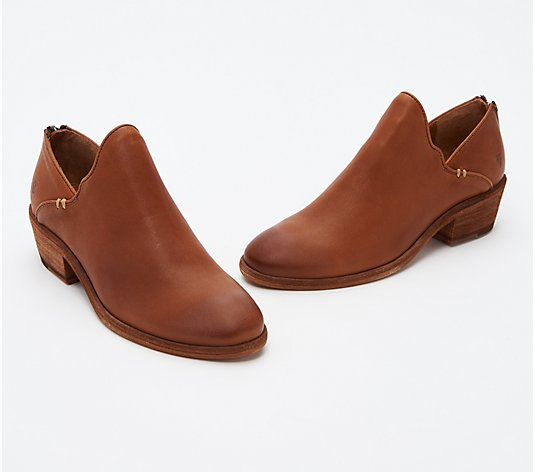 Frye Leather Shooties - Carson Shootie