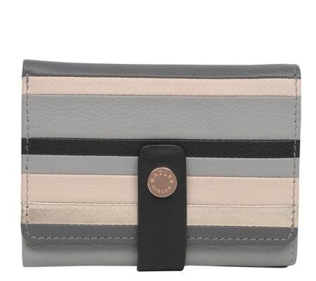 Radley London Eaton Hall Leather Small Folded Wallet