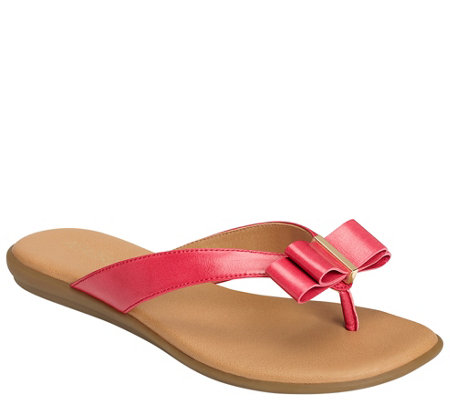 Aerosoles Thong Sandals - Mirachle