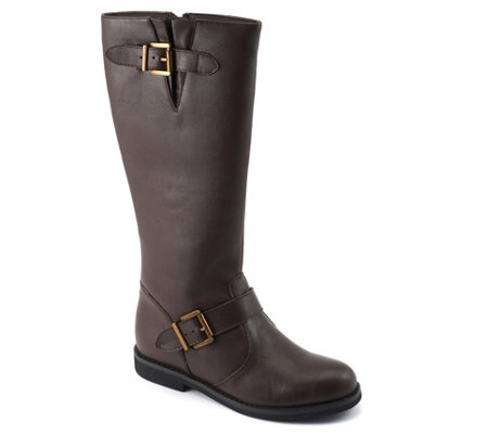 David Tate Leather Boots - Alpine