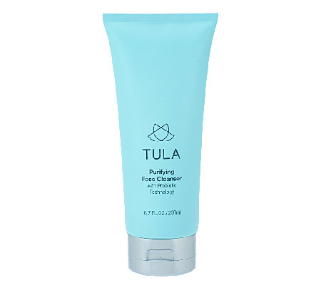 TULA Probiotic Skin Care Purifying Face Cleanser