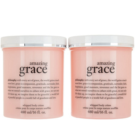 philosophy super-size whipped body creme duo