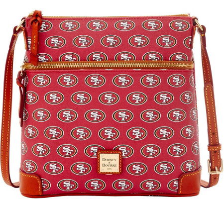 Dooney & Bourke NFL 49ers Crossbody