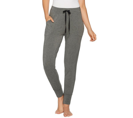 Cuddl Duds Softwear Stretch Jogger Pants