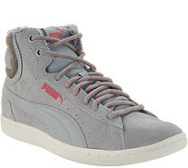 PUMA Hightop Sneakers - Vikky Mid Corduroy - A294109