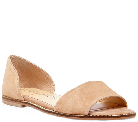 Sole Society Two Piece Sandals - Harlow