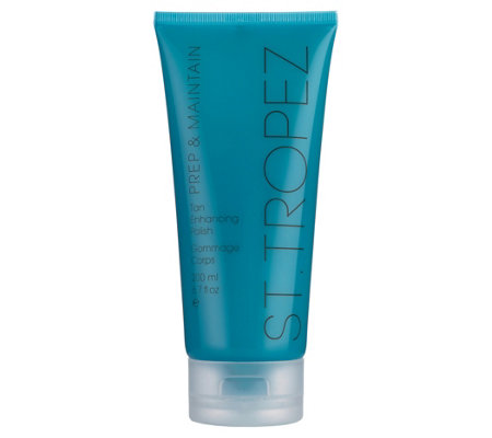 St. Tropez Tan Enhancing Body Polish, 6.7 fl oz
