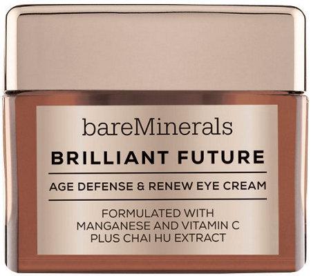 Bareminerals Brilliant Future Age Defense Renew Eye Cream