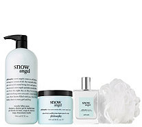 philosophy super-size holiday scent celebration layering set - A305710