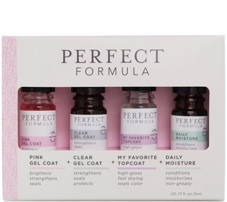 Perfect Formula Nail Essential Discovery Collec tion