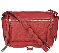 Vince Camuto Leather Crossbody - Dot - A346310