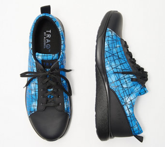 5bd7c5e7bbc TRAQ by Alegria Lace-Up Sneakers - Qest - A352810