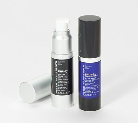 Peter Thomas Roth Day Night Retinol Firmx Eye Duo