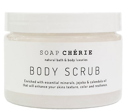 Soap Cherie Dead Sea Salt Scrub