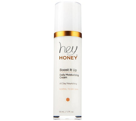 Hey Honey Boost It Up! Honey Rich Moisturizer,1.7 oz