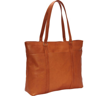 LeDonne Leather Laptop Tote