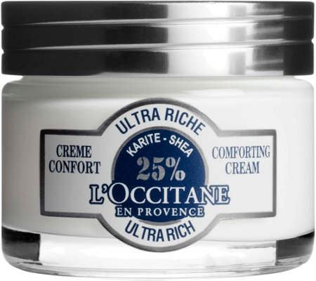 L'Occitane Shea Butter Ultra Rich ComfortingCream