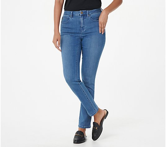 Belle by Kim Gravel Primabelle Straight Leg Jeans