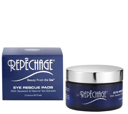 Repechage Eye Rescue Pads, 60-Count