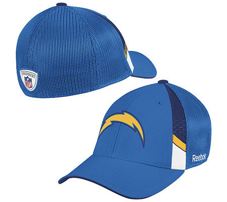 6d2deb5c685 NFL San Diego Chargers 2009 Draft Hat — QVC.com