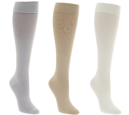 Legacy Graduated Compression Trouser Socks 3 Pairs