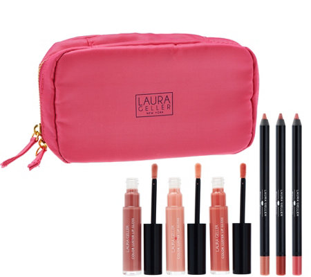 Laura Geller All About the Lips 6pc. Collection