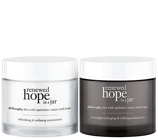 philosophy renewed hope am/pm moisturizer duo Auto-Delivery