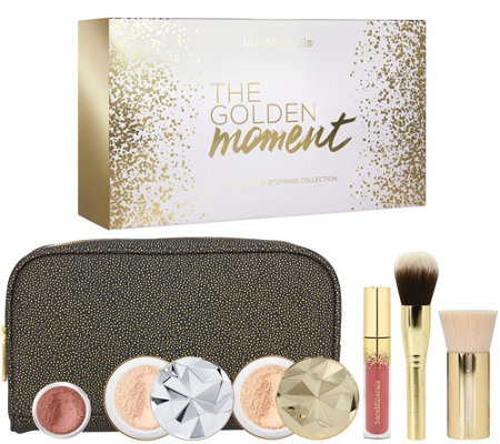 bareMinerals Golden Moment Deluxe Original Foundation 7 pc Collection