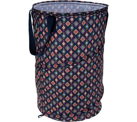 Vera Bradley Pop-Up Laundry Bag