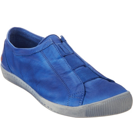 good selling discount hot sale Softinos by FLY London Leather Slip-On Shoes - Ini IRlAml