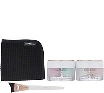 bareMinerals Clay Mates & Mask Essentials Duo with Brush & Towel - A311411