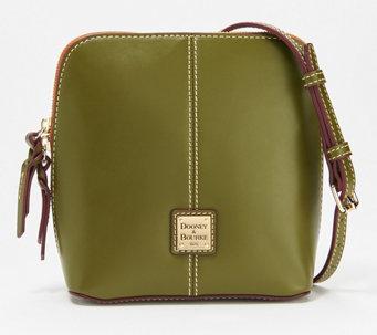 Dooney   Bourke Smooth Leather Crossbody - Trixie - A345111 34b825ff943b1