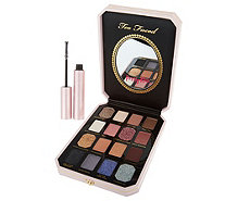 Too Faced Pretty Rich Eyeshadow Palette w/ Mascara - A365711